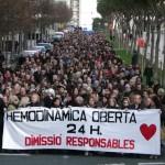 Tarragona diu 'prou' a les retallades a Joan XXIII després de la darrera mort