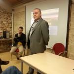 Jordi Llopart acredita 'la feina feta' per tornar a ser alcalde de Creixell