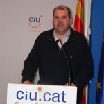 Carles Guillen, nou cap de llista de CiU al Catllar
