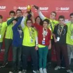 L'Escola St Pere i St Pau s'endú el premi a la cortesia de la First Lego League