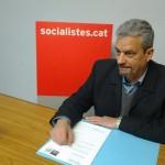 Josep Antoni Benedicto escollit alcaldable del PSC a Roda de Berà