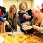 Les dones de Roda celebren Santa Àgueda