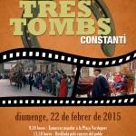 Els Tres Tombs de Constantí arriben a la 28a edició