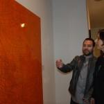 Pedro Peña exposa 'Between the lines' al Museu d'Art Modern de la Diputació