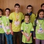 El grup de robòtica ImperTarraco guanya el premi al millor entrenador de la First Lego League Espanya 2015