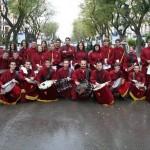 Tretze bandes es troben diumenge per celebrar els 75 anys de la Germandat de Nostre Pare Jesús de la Passió de Tarragona