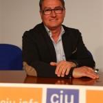 CiU escull, per unanimitat, Pere Virgili nou cap de llista per Roda de Berà