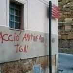Esborrar les pintades de la Part Alta costarà 3.880 euros
