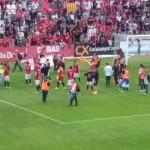 Vicente Moreno: 'Toca gaudir de l'èxit'