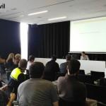 Protecció civil explica a Tarragona les noves eines de planificació municipal d'emergències