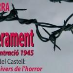 Torredembarra commemora el 70è Aniversari de l'Alliberament dels Camps de Concentració