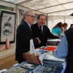 La Diputació presenta les novetats literàries d'enguany a la Rambla Nova