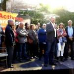 Ricomà vol convertir Tarragona en la segona 'ciutat-regió' de la república catalana