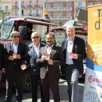 El Tarragona dTapes puja al tren