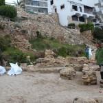 L'Ajuntament d'Altafulla i el MNAT museïtzaran les termes de mar de la Vil·la romana dels Munts