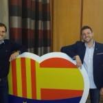 Rubén Viñuales demana al PSC que governi en minoria