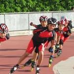 El Nàstic es penja tretze medalles en els campionats de Catalunya de patinatge en pista