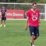 Vicente Moreno assegura que es vol quedar al Nàstic