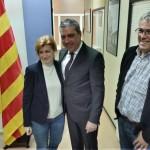 Membres del comitè local i regidors de CiU no donaran suport a Abelló