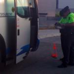 Campanya de control del transport escolar i de menors a Torredembarra