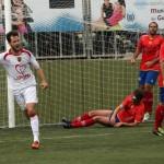 Alfons Serra és l'únic jugador que ha disputat els tres play-off amb La Pobla