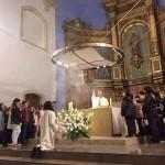 S'inaugura la reforma de la Capella de la Miraculosa