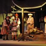 Estrenen el Ball Parlat del Sant Crist de Salomó, que es representarà tots els diumenges de maig