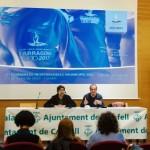 Constantí acull la tercera jornada de formació per a responsables de municipis seu dels Jocs