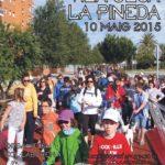 Vila-Seca i la Pineda caminen per la solidaritat