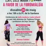 Roda de Berà celebrarà dissabte una Masterclass solidària a favor de la fibromiàlgia