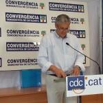 Jordi Sendra deixa obertes les negociacions amb Unió a l'Ajuntament de Tarragona