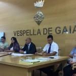 Daniel Cid tornarà a ser alcalde a Vespella de Gaià