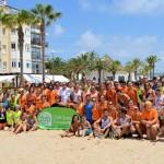 Gran participació a l'11a edició del Torneig de Tennis Platja de Sant Joan