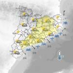 Plourà sobre mullat a Tarragona
