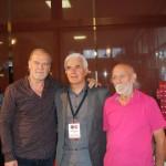 Lluís Homar rep un guardó honorífic al festival de cinema de Roda de Berà