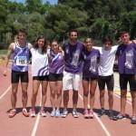 El CAT aconsegueix 5 medalles al Campionat de Catalunya de proves combinades