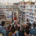 Tretze sessions de contes a les biblioteques de la comarca