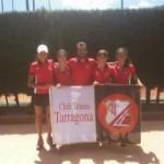 L'equip cadet femení arriba a les semifinals del Campionat de Catalunya
