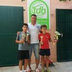 Torredembarra es consolida com un municipi de referència del tennis juvenil