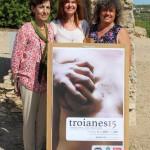 """La companyia La Pell estrenarà dissabte """"Troianes 15"""" a la Vil·la romana dels Munts"""