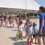 El Casal d'estiu de Torredembarra obre portes amb 60 nens i nenes per setmana