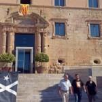 Ciutadans demana a l'alcalde de Torredembarra que retiri l'estelada de l'Ajuntament