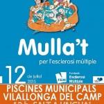 Vilallonga se suma diumenge al 'Mulla't' per l'esclerosi múltiple
