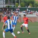 La Pobla empata i la semifinal de la Copa RFEF es decidirà a casa de l'Espanyol B