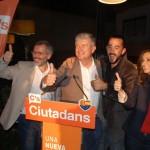 Ciutadans se situa fregant Junts pel Sí a Tarragona ciutat