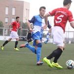 El CF Pobla perd a Sabadell per un gol del tarragoní Osado
