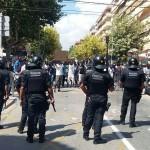 Els Mossos intentaran evitar «actes de fricció» a l'hora d'actuar contra els manters