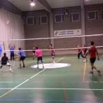 El Club Voleibol Sant Pere i Sant Pau prepara el duel contra el CN Sabadell
