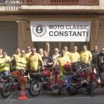 Constantí celebra la primera sortida de Moto Clàssic