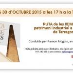 Tarragona acull la ruta de les Xemeneies